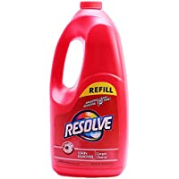 Resolve Stain Remover Carpet Cleaner Refill, 60 Ounces