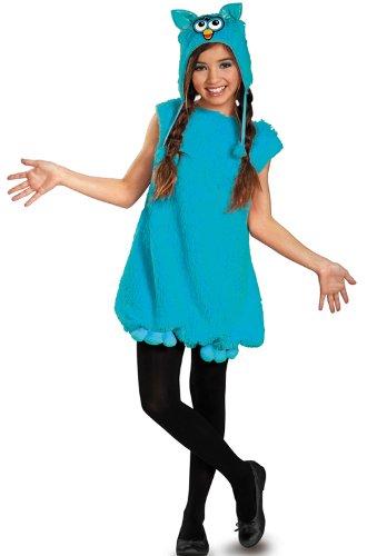 Disguise Hasbro Voodoo Teal Furby Deluxe Tween Costume, 10-12