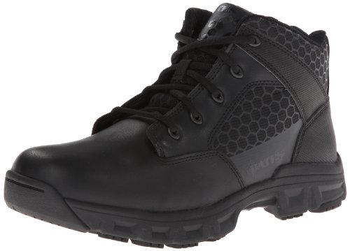 "Bates Men's 4"" Code-6 Leather Tactical Boots 10.5 EW"