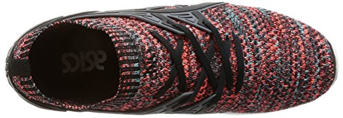 Carbon Lo ASICS Sneaker Nero Knit Carbon Kayano Uomo Gel Black 5nOYw7rPO