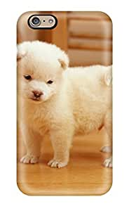 Premium Durable Cutest Puppy Fashion Tpu Iphone 6 Protective Case Cover