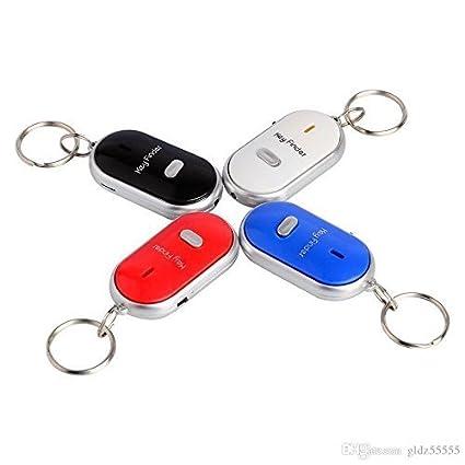 Maxeon Car Whistle Key Finder Key Finder LedFlashing Beeping
