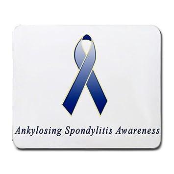 Spondylarthrite Ankylosante sensibilisation ruban de souris: Amazon ...