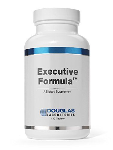 Douglas Laboratories® – Executive Stress Formula – Vitamins, Minerals, Enzymes, and Herbals to Support Body's Defense Against Stress* – 120 Tablets