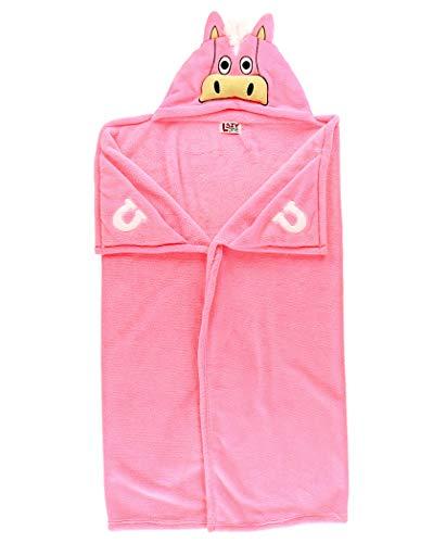 Lazy One Animal Blanket Hoodie for Kids, Hooded Blanket, Wearable Blanket - http://coolthings.us