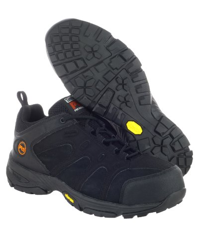 Mens Timberland Safety Wildcard Black Shoes ZTq5Tnwf