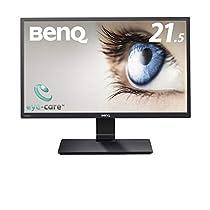 BenQ モニター ディスプレイ GW2270H (21.5インチ/フルHD/VA/ノングレア/ブルーライト軽減/フリッカーフリー/HDMIx2/D-sub/3系統入力端子)