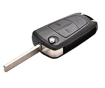 opelks01 de llave de recambio chasis con 2 botones llave de ...