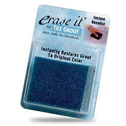 Amazon.com : Erase it for Tile Grout Swimming Pools & Spas ...