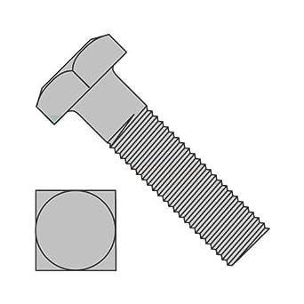 1//4-20X1 1//4 Square Machine Bolt Plain
