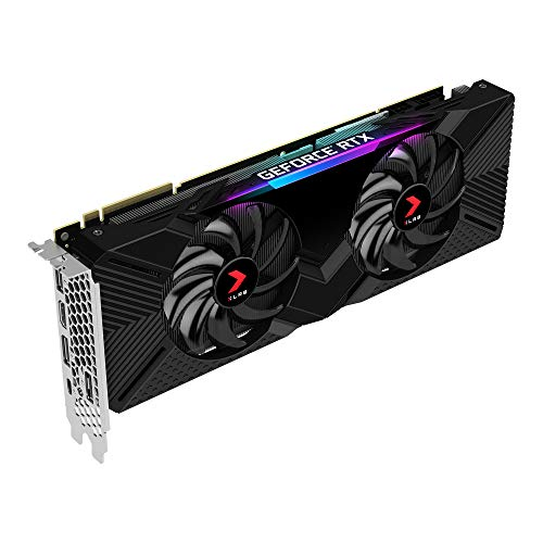 PNY GeForce RTX 2080 8GB XLR8 Gaming Overclocked Edition Graphics Card