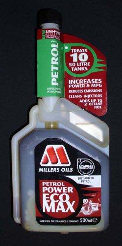 Millers Oils - Petrol Power Eco Max 500ml