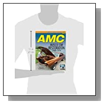 AMC Javelin, AMX and Muscle Car Restoration 1968-1974 (Restoration How-to)