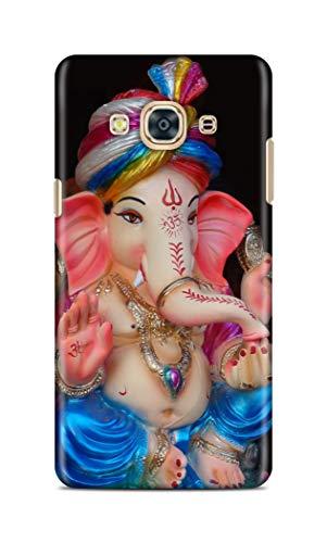 Shengshou Mobile Back Cover for Samsung Galaxy J3 Pro Design Ganesh ABC537T34473