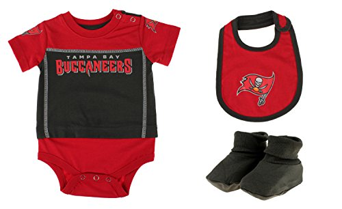 Tampa Bay Buccaneers NFL Baby Boys Newborn Infant