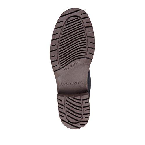 Emu Australië Roadside Womens Deluxe Wol Waterdichte Laarzen Middernacht