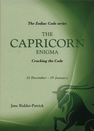 Success Through The Zodiac: The Capricorn Enigma: Cracking the Code (Zodiac Code) (Best Zodiac Sign For Capricorn)