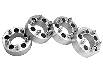 Ford F150 Bolt Pattern >> 4 Ford F150 Wheel Spacers Adapters 2 Inch Thick Fits All 5x5 5 Or 5x139 7 Bolt Pattern Ford F 150 Trucks And Suvs