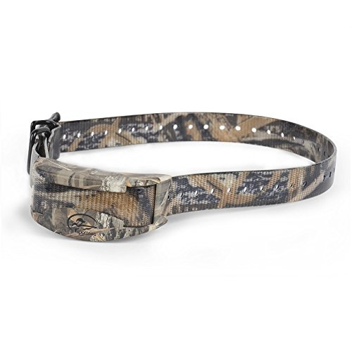 SportDOG Brand WetlandHunter 425 Add-A-Dog Collar - Additional, Replacement, or Extra Collar for Your Camouflage Remote Trainer - Waterproof and Rechargeable with Tone, Vibration, and Shock