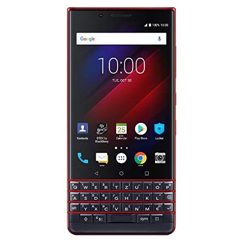chollos oferta descuentos barato Blackberry KEY2 LE Teléfono móvil con 4 GB RAM 64 GB de Memoria Interna Ranura Doble de Tarjeta SIM