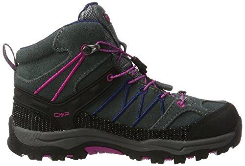 Chaussures Wp Cmp Rigel Pink Hautes hot Gris grey Mixte Randonnée Adulte Mid De tatwZO