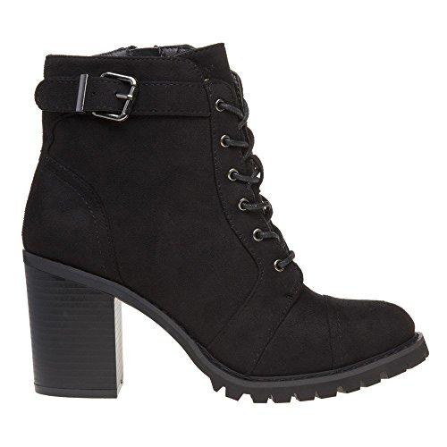 Femme Noir Maude Noir Femme Dolcis Boots Dolcis Femme Maude Dolcis Boots Maude Boots FtHtTq