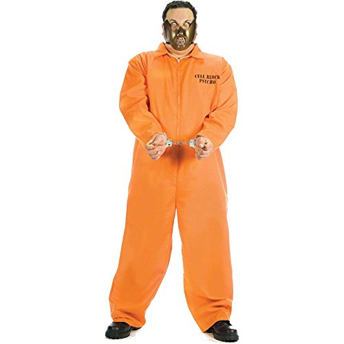 Cell Block Psycho Mens Costume