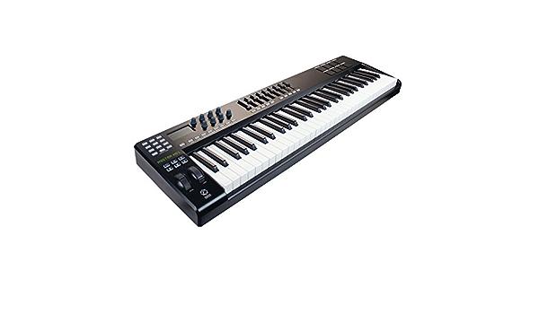 Eagletone K 61 teclado maestro MIDI/USB de 61 teclas Negro ...