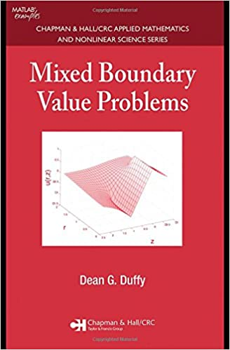 Book Mixed Boundary Value Problems (Chapman and Hall/CRC Applied Mathematics and Nonlinear Science)