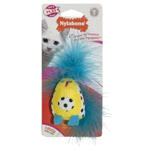 on sale Cat Play Chase 'n Pounce Pat the Penguin