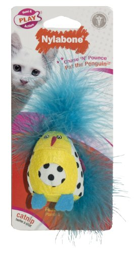 Cat Play Chase 'n Pounce Pat the Penguin