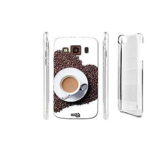 FUNDA CARCASA AMORE CON CAFFE' PARA SAMSUNG GALAXY XCOVER GT-S5690