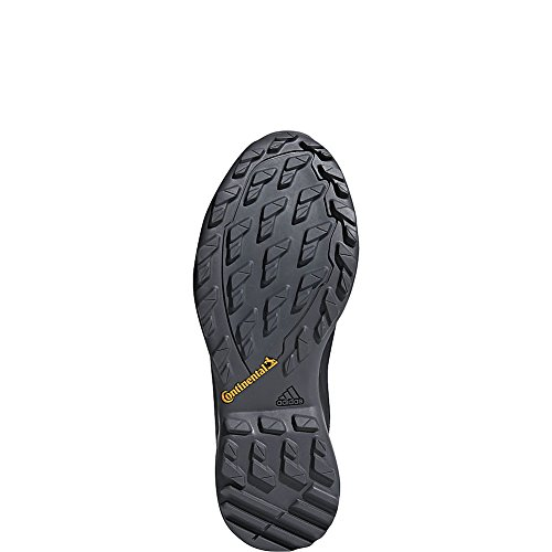Scarpa Adidas Outdoor Mens Terrex Swift Cp (9.5 - Nero / Nero / Carbonio)