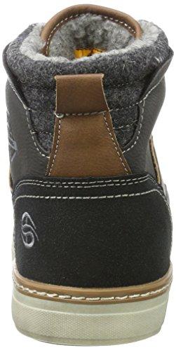 Sneaker Schwarz Hohe Schwarz Gerli 41mc104 Herren Dockers Braun 610 by Yq0HwH