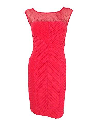 s Dress Klein Calvin Watermelon Embellished Sleeveless Klein Calvin Women IwSCxwUq