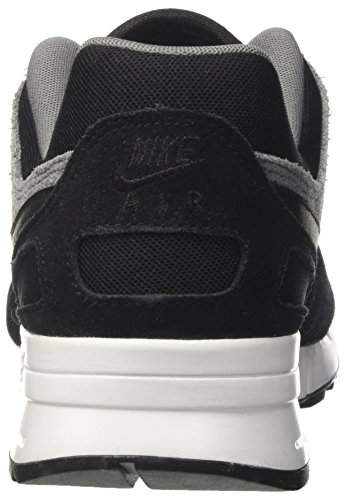 Nike Air Pegasus 89, Sneaker Uomo Nero (Black/Black/Anthracite/Cool Grey/Pure Platinum)
