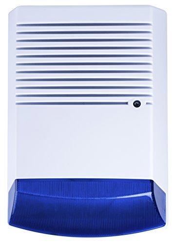 Am Tech S8175 Solar Powered Dummy Alarm Box by Amtech