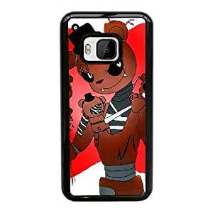 HTC One M9 Cell Phone Case Black Five nights at Freddy's AS7YD3551834