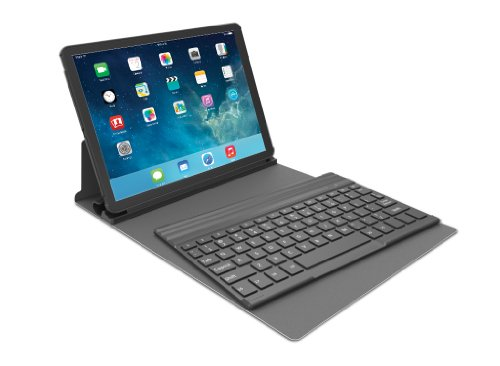 Kensington KeyFolio Exact with Removable Bluetooth Keyboard   for iPad Air (iPad 5), Black (K97006US)