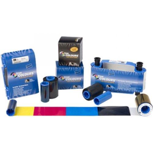 Zebra 5555 Enhanced Wax/Resin, 110mm by Zebra Technologies