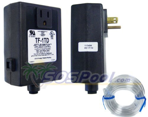 - Allied Innovations 910820-001 Tf-1Td On And Off Control With Delay by Allied Innovations