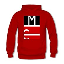 DIYHOODIE Magcon Hoodie, Custom Women's Classic Hoodie with Magcon Red