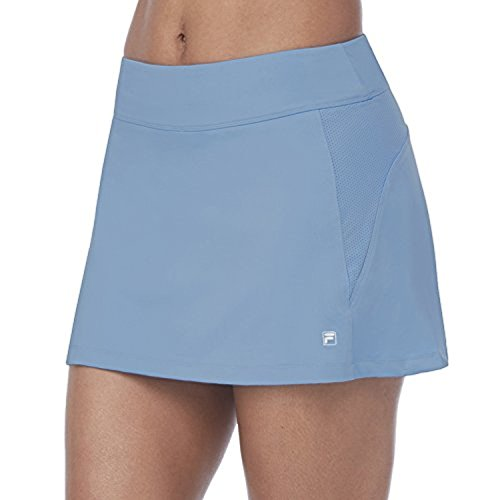 (Fila Women's Core A-Line Skort, SkyBlue, M)