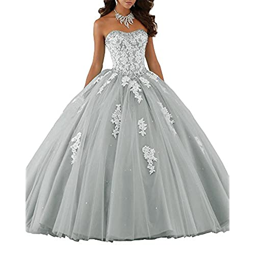 Quinceanera Ball Gown Dresses: Amazon.com