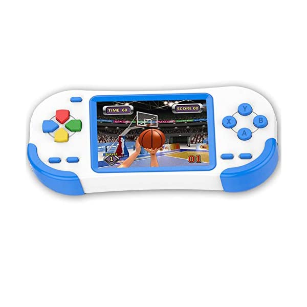 Douddy-16-Bit-Handheld-Games-for-Kids-Adults-with-Built-in-220-HD-Games-30-Screen-Rechargeable-Electronic-Handheld-Video-Game-Player-Birthday-Xmas-Party-Gift
