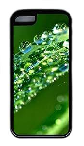 iPhone 5C Case,Seductive glob TPU Custom iPhone 5C Case Cover Black