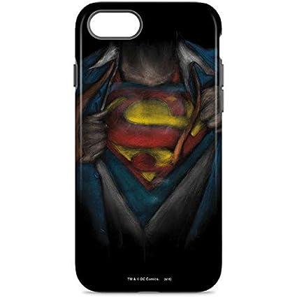 Amazon.com: Superman iPhone 8 Funda – Superman gis | dc ...