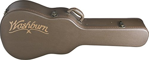 Washburn Acoustic Guitar Case (GCDNDLX)