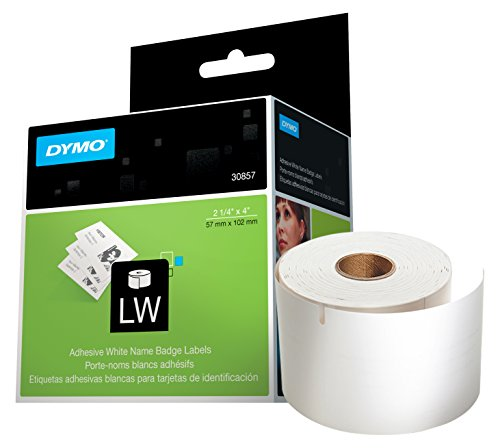 dymo-lw-adhesive-name-badge-labels-for-labelwriter-label-printers-white-2-1-4-x-4-1-roll-of-250-3085