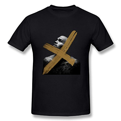 Matta Chris Brown X Men's T-Shirt Black XL ()